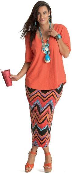 RIO TEE - Tops - My Size, Plus Sized Women's Fashion & Clothing