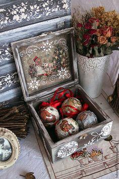 Купить Новогодний набор детский - для детей, для елки, Декупаж, Новый Год, новый год 2014