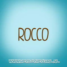 Rocco (Voor meer inspiratie, en unieke geboortekaartjes kijk op www.heyboyheygirl.nl)