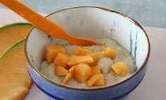 Melonen sind sehr gesund, sie enthalten viel Vitamin C und A, sowie viele Mineralstoffe. Der Hafer-Melonen-Brei ist perfekt für einen warmen Sommertag!