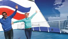 Start your holiday hassle free and sail across the channel with Brittany…