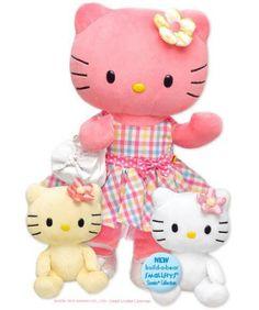 Build-a-Bear Hello Kitty