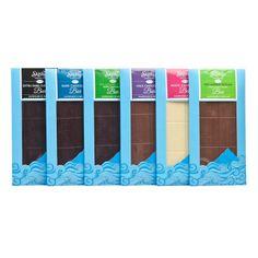 White Chocolate Bar #skelligschocolate #whitechocolate #chocolatebar #handmadechocolate #