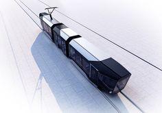 TRAM R1 on Industrial Design Served
