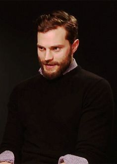 I want to congratulate you, you are crowned Glamour'ssexiest… | Jamie Dornan News