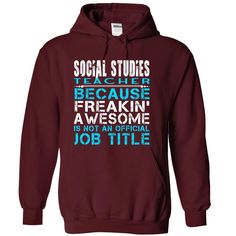 Social Studies Teacher 1 T Shirt, Hoodie, Sweatshirt