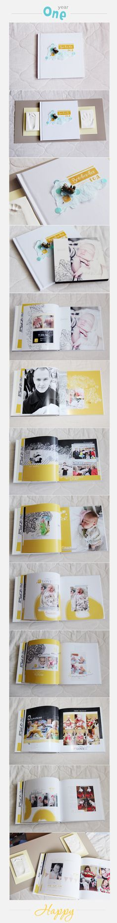 #photobook #girl #baby #book