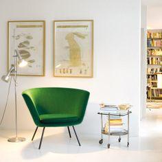 Amazing #chair #detail #colors Sessel H 57 Herbert Hirche Richard Lampert Modern  Chair