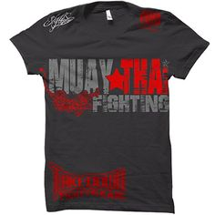 36ec34da Muay Thai Fighting Tiger Adult MMA Shorts Sleeve T-shirt Top Ufc Tapout Bjj  Clothing