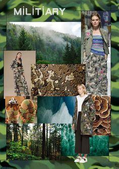 #2017 #trend #board #militiary #camouflage #green #khaki #ready #to #wear #fashion #winter #sea #forrest #maisonvalentino #yukitorii_official #johannaortizofficial #tree #icecream #textile #design #studio #tekdesen #bark #mushrooms #fog #model