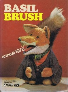 Vintage children's book The Basil Brush Annual 1976 hardback children's stories colour features illustrations games childhood TV character by TheIrishBarn on Etsy 1980s Childhood, My Childhood Memories, Retro Toys, 70s Toys, Vintage Children's Books, Vintage Stuff, 80s Kids, My Memory, Old Tv Shows