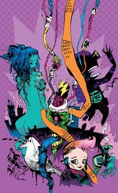 Comic Style Art, Comic Art, Cartoon Design, Cartoon Styles, Graphic Design Illustration, Illustration Art, Illustrator, Character Art, Character Design