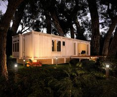 Movable Container Home  - The Kiev-Inwoods | by Nova Deko