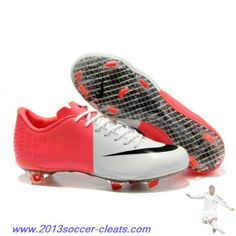 Authentic Nike Mercurial Vapor VIII FG Solar White Black For Sale Adidas  Soccer Boots e9f0389d9620