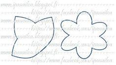 Kuvahaun tulos haulle sinivuokko askartelu