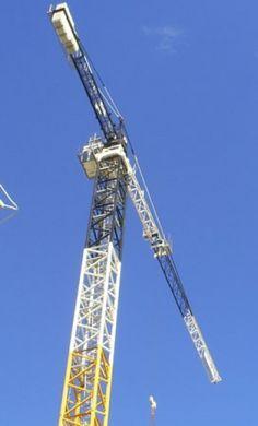 Crane Construction, Ladder, Stairway, Ladders