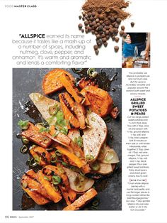 """The Spice Is Right"" from Better Homes and Gardens, September 2017. Read it on the Texture app-unlimited access to 200+ top magazines."