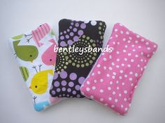 Set of 3 Small Washable Female Dog Diaper Panty by Bentleysbands, $6.00
