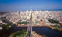 International Shipping Services to Guayaquil, Ecuador