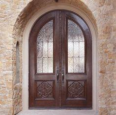 Rustic Wood Entry Doors | Rustic Front Door Design Ideas, Pictures ...