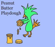 Peanut Butter Playdough