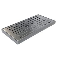 12 inch Stainless Steel Surface Mount Drip Tray