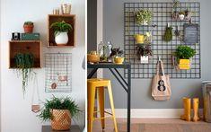  Ideas originales para decorar la cocina con plantas