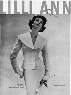 Lilli Ann 1957 / Dorian Leigh