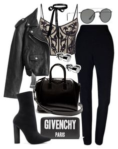 A fashion look from April 2017 featuring Alexander McQueen tops, Jean-Paul Gaultier jackets and Plakinger pants. Browse and shop related looks. Cute Comfy Outfits, Edgy Outfits, Teen Fashion Outfits, Classy Outfits, Look Fashion, Winter Fashion, Womens Fashion, Runway Fashion, Fashion Trends