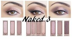 Do you own a Naked 3 palette and want ideas on which make up to make? Here are three t . - Do you own a Naked 3 palette and want ideas on which make up to make? Here are three t … – - Make Up Palette, Naked Palette, Makeup Inspo, Makeup Inspiration, Makeup Tips, Hair Makeup, Circus Makeup, Carnival Makeup, What Is Makeup