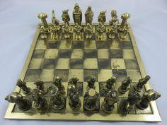 Denkspiel Tischspiel шахматы Brettspiel Schach Holz Royal Chess