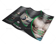 "Check out new work on my @Behance portfolio: ""Fitness Trifold Brochure"" http://be.net/gallery/40948887/Fitness-Trifold-Brochure"