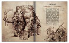 trudvang paul bonner   Drakar och Demoner Trudvangkonst på Kickstarter –…