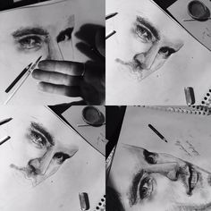Finish my work 😜😝😛 #MatthewBomer