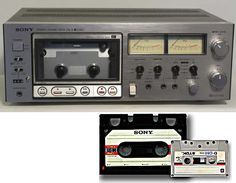"The Sony Elcaset was a short-lived format. It was believed that the standard cassette, despite its convenience, would never be as good as open reel tape. Wrong. Standard cassettes had improved dramatically with chrome tapes & Dolby NR; they were fine for most buyers, who ignored it in favor of high-end decks. Elcaset means large cassette; it has 1/4"" tape inside and ran at twice the speed. Tapes had 6 tracks & were pulled out of the shell when loaded. It was complete failure in the…"