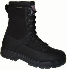 """FireAnt ICB 8"""" Waterproof Boot Black"""