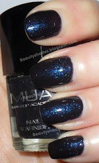 MUA Nail Polish Shade 1