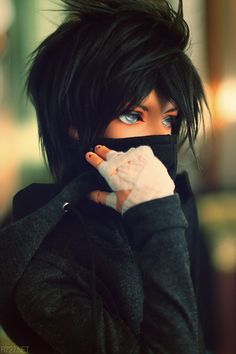 blue-eyed son of a hurricane by R727 on deviantART