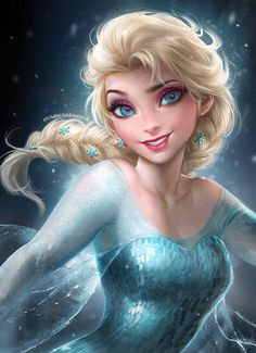 "OMG! ELSA!!!!!!!!!! CAN""T CONTROL MY FEELS RIGHT NOW!!!!!!!!!!!! TOTAL FANGIRL MOMENT!!!!!!!!!!!"