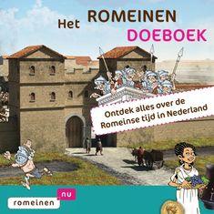 Kaft van het Romeinen Doeboek