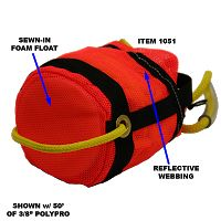 Mini Throw Bag 50' de Solgear