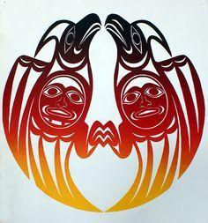 Native Art Fair by The Blackbird, Atelier D Art, Haida Art, Inuit Art, Native Design, Native American Artists, Canadian Art, Coastal Art, Zentangle, Indigenous Art