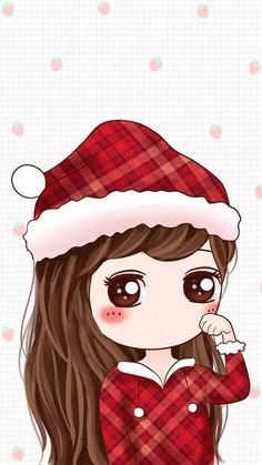New Fashion Girl Drawing Kawaii 64 Ideas Sweet Couple Cartoon, Anime Love Couple, Chibi Kawaii, Cute Chibi, Cute Girl Drawing, Cute Drawings, Cute Couple Wallpaper, Cute Love Cartoons, Chibi Girl