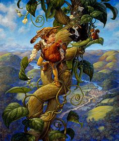 Classic Fairy Tales illustrated by Scott Gustafson