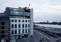 Vincent Van Duysen - Penthouse, Antwerp 2003