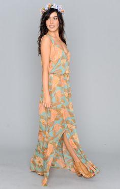 Kendall Maxi Dress - Miss Magnolia | Show Me Your MuMu