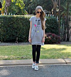 {11.9.15} Chiara Ferragni Sneakers - http://ift.tt/1L5Ft5K