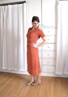 1920's Knit Dress