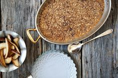 chai baked oatmeal 1 by Photosfood52 via Flickr.