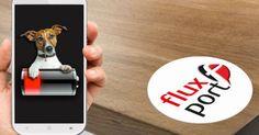 Mit #FluxPort lässt sich jedes #Smartphone auch unterwegs #drahtlos nachladen. Möglich machen dies Aufladestationen in #Cafés, #Restaurants, in #Hotels, beim #Friseur oder zu #Hause. Usb Flash Drive, Restaurants, Smartphone, Hotels, Hairdresser, Restaurant, Usb Drive